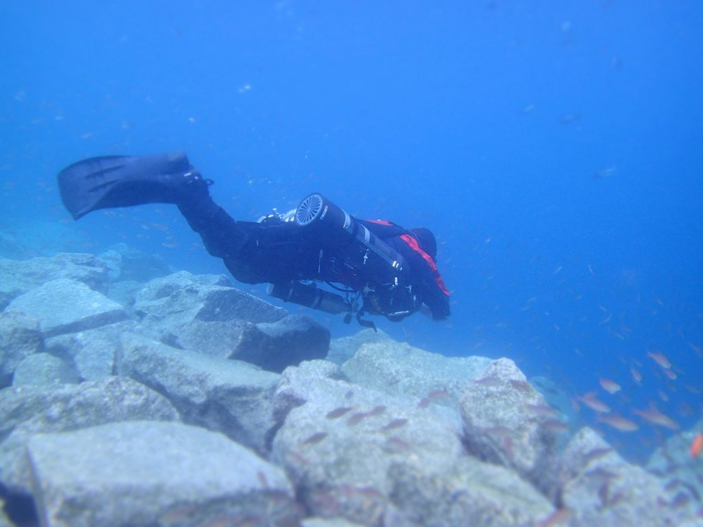 Toddy-System & SF2 Sidemount CCR