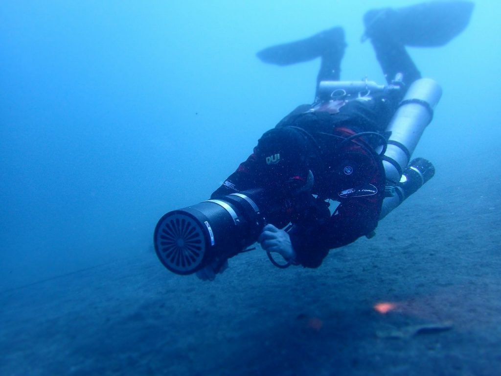 Toddy-Style SF2 Sidemount CCR