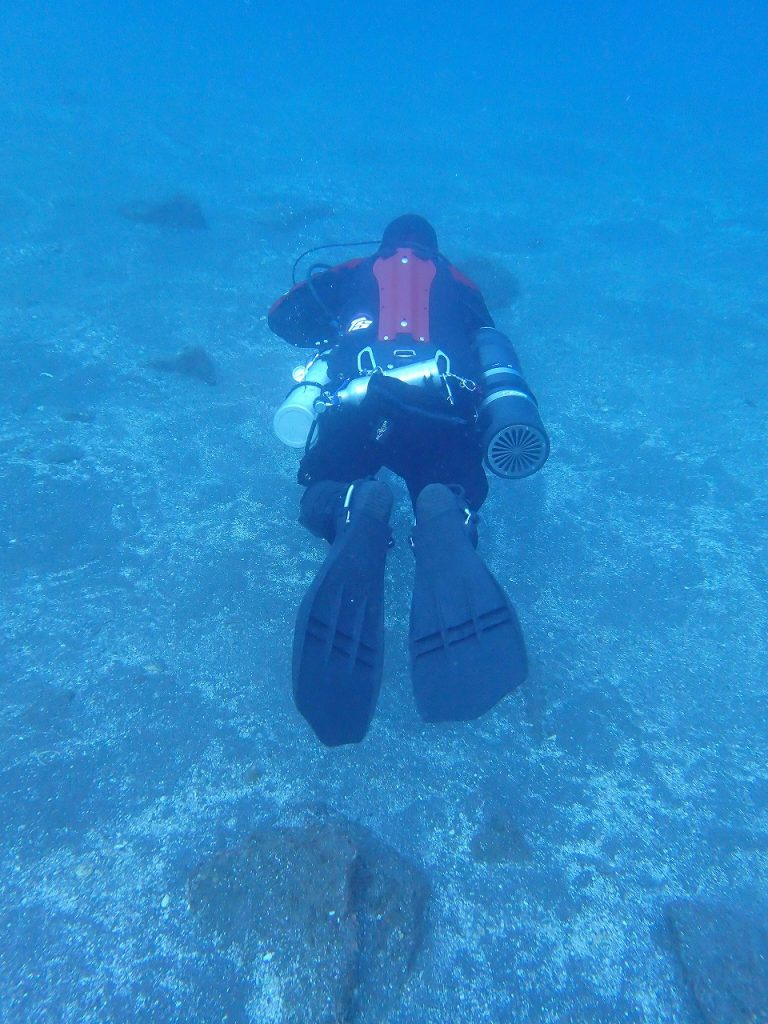 Toddy-Style & SF2 Sidemount CCR